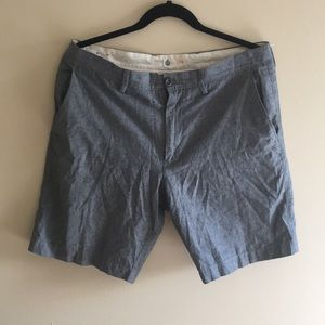 Men's j crew shorts.